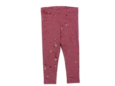 Soft Galler leggings Paula renaissance rose mini splash