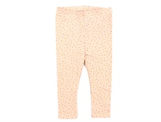 Soft Gallery leggings Paula rose cloud dotties
