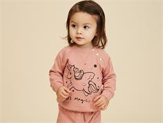 Soft Gallery sweatshirt Alexi rose down unicorn