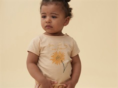 Soft Gallery t-shirt Nelly winter wheat sunny