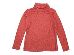 Soft Gallery top Ena barn red trio dotties