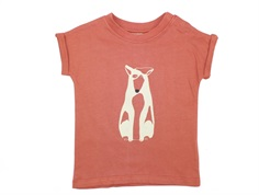 Soft Gallery t-shirt Frederick baked clay pointer