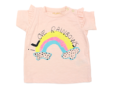 Soft Gallery t-shirt Sif chintz rose rainbow