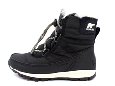 Sorel vinterstøvle Youth Whitney black sea salt
