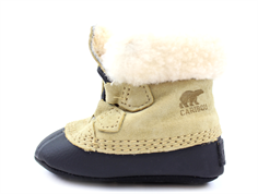 Sorel babyfutter Caribootie curry black
