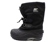 Sorel Super Trooper vinterstøvle black/light grey