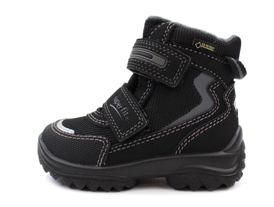 c9365a2f32a2 Superfit vinterstøvler sort til bred fod