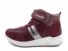 Superfit sneaker Merida rot med GORE-TEX