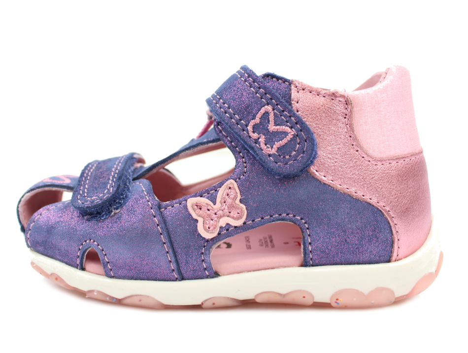 ad75a264776 Superfit sandal Fanni lilla/rosa | 2-00040-38 Fanni | str. 20-25 | UDSALG