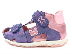 62075d92392 Superfit sandal Fanni lilla/rosa | 2-00040-38 Fanni | str. 20-25 ...