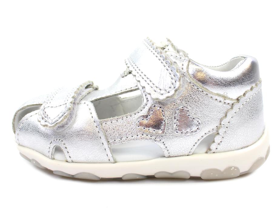f7f2edcaa8ca Superfit sandal Fanni silver