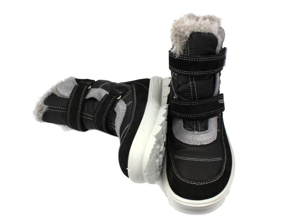 2ddd8daa067 Superfit vinterstøvler sort smal til piger | 7-00214-02 Flavia | str ...