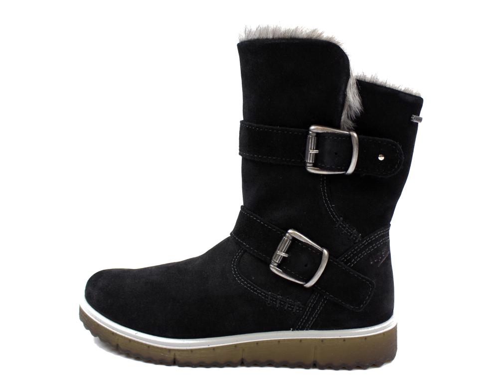 ca53850ec21 Superfit vinterstøvler sort med GORE-TEX | 8-00484-02 Schwarz Kombi ...