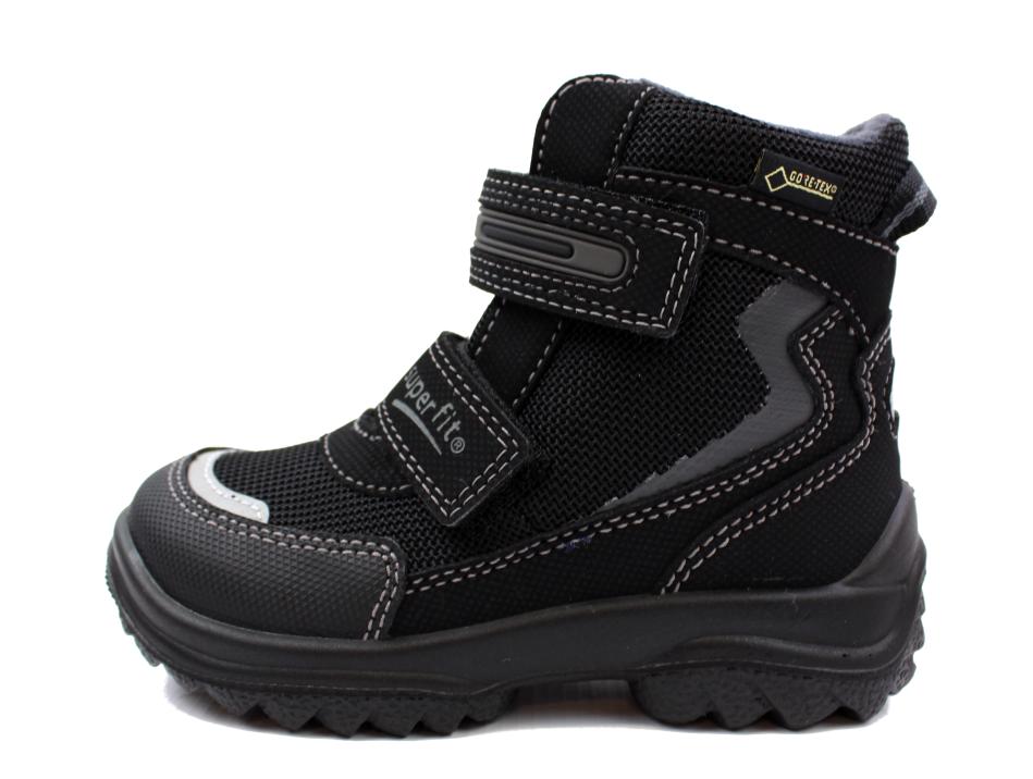 13c6ecdd496 Superfit vinterstøvler sort til bred fod | 1-00030-00 Schwarz | str ...