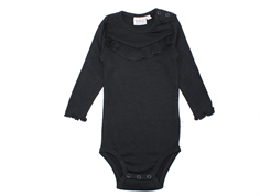 Wheat body rib black