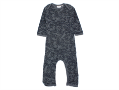 Wheat jumpsuit Slim midnight blue