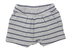 Wheat Aske shorts melange grey stripes