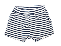 Wheat Aske shorts navy stripes