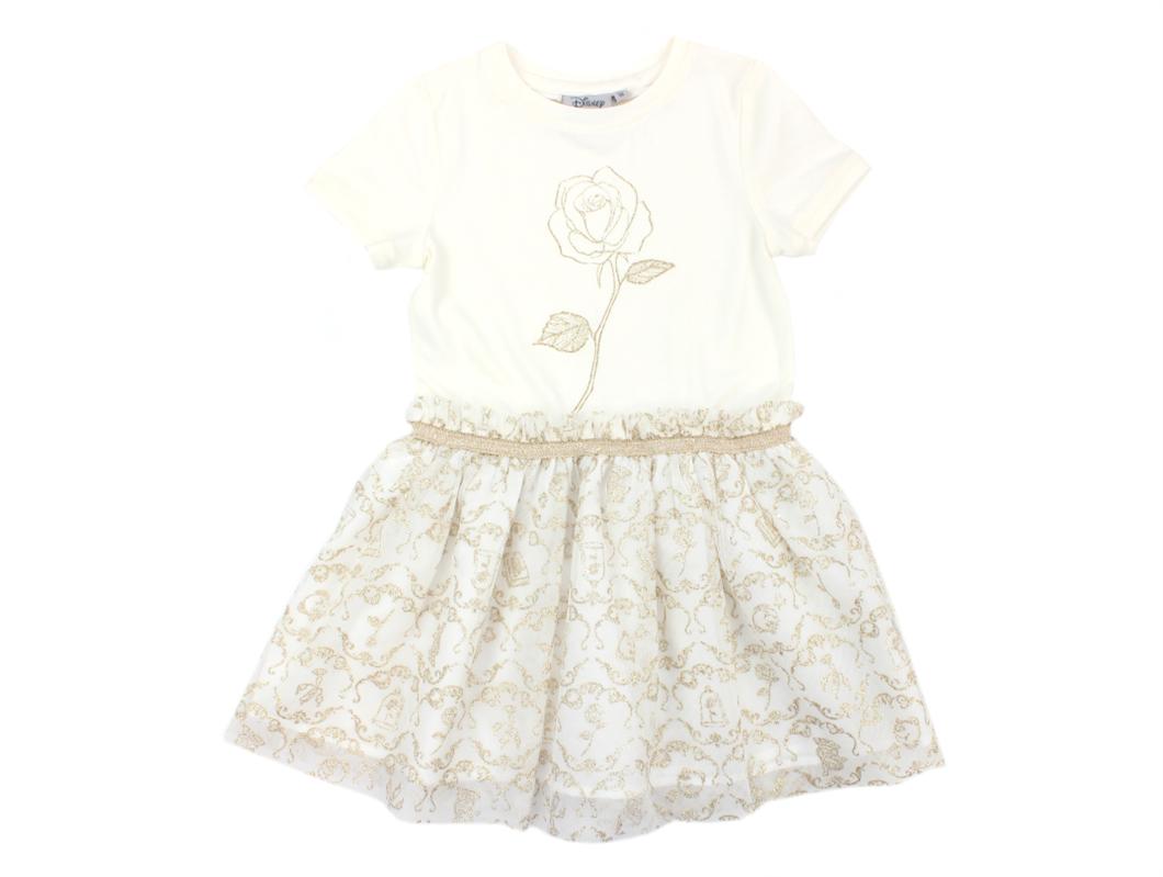 0a9880078d31 Wheat Belle kjole Ivory