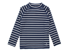 Wheat Dilan badebluse stripes navy