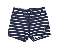 Wheat Eli badebukser stripes navy