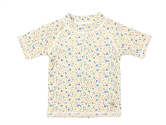 Wheat Jackie bade t-shirt ivory blomster