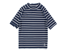 Wheat Jackie badebluse stripes navy