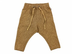 Wheat leggings Nicklas caramel animals