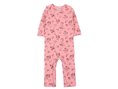 Wheat jumpsuit Minnie blush