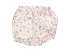 Wheat Nappy shorts powder Snehvide