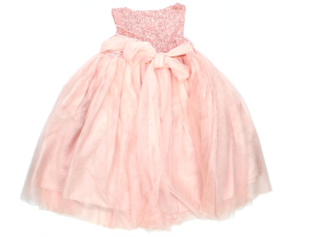 52e1d2ab4a00 Wheat Princess Tulle kjole peony