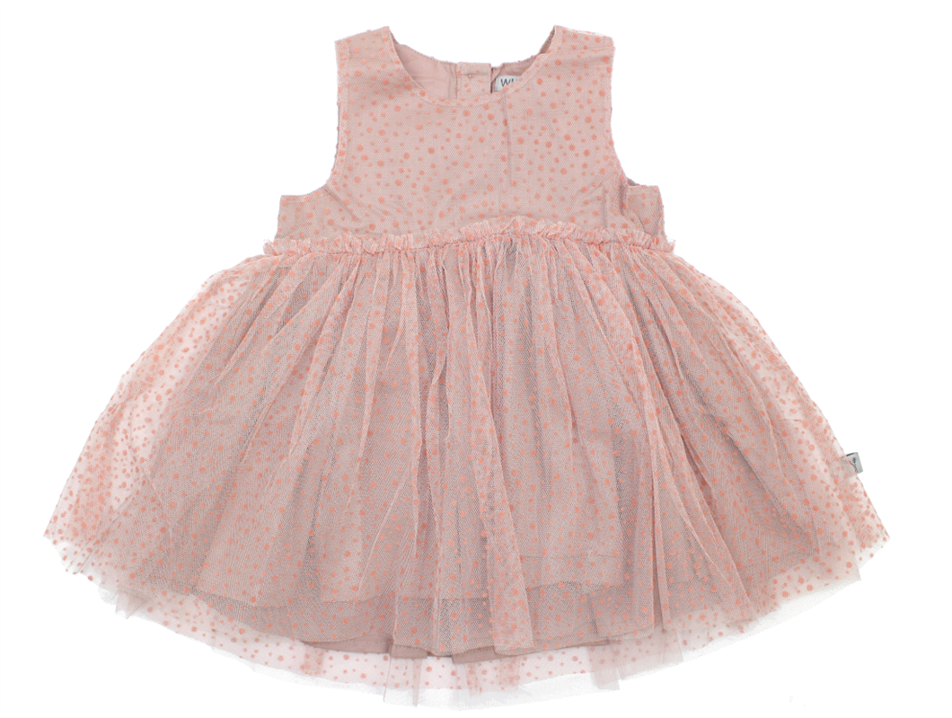 addcd2591f2c Wheat Vilna kjole fawn