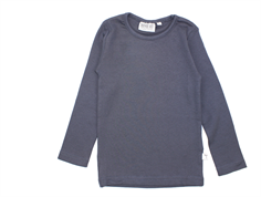Wheat t-shirt greyblue
