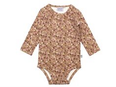Wheat body Liv caramel flowers