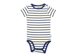 Wheat body cool blue striber