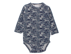 Wheat body navy biler