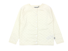 Wheat cardigan Maja ivory