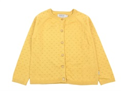 Wheat cardigan Maja new wheat