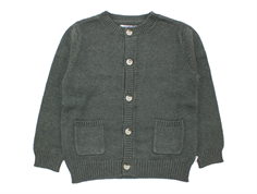 Wheat cardigan Preben army melange