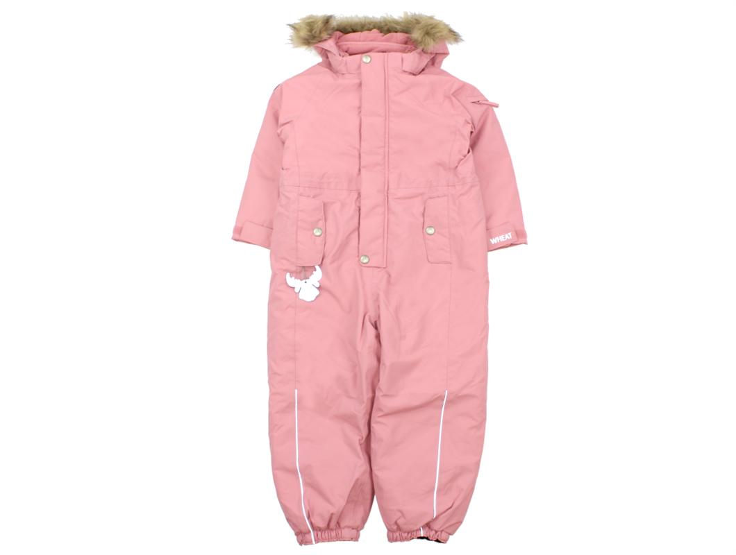 31db05d8c8e Wheat Miley flyverdragt blush | Vinterovertøj til børn | 999,90.-