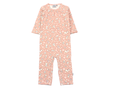 Wheat jumpsuit Aristocats misty rose