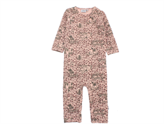 Wheat jumpsuit misty rose Bambi