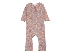 Wheat jumpsuit misty rose blomster