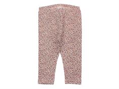 Wheat leggings misty rose blomster
