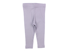 Wheat leggings rib soft lavender