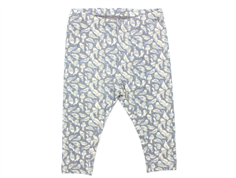 Wheat leggings soft grey fugle baby