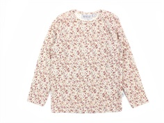 Wheat t-shirt flowers uld