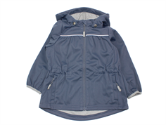 Wheat overgangsjakke/softshell jakke Gilda greyblue
