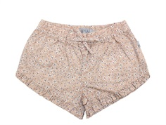Wheat shorts Lea misty rose flower