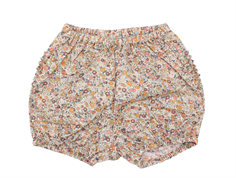 Wheat shorts Nappy eggshell blomster